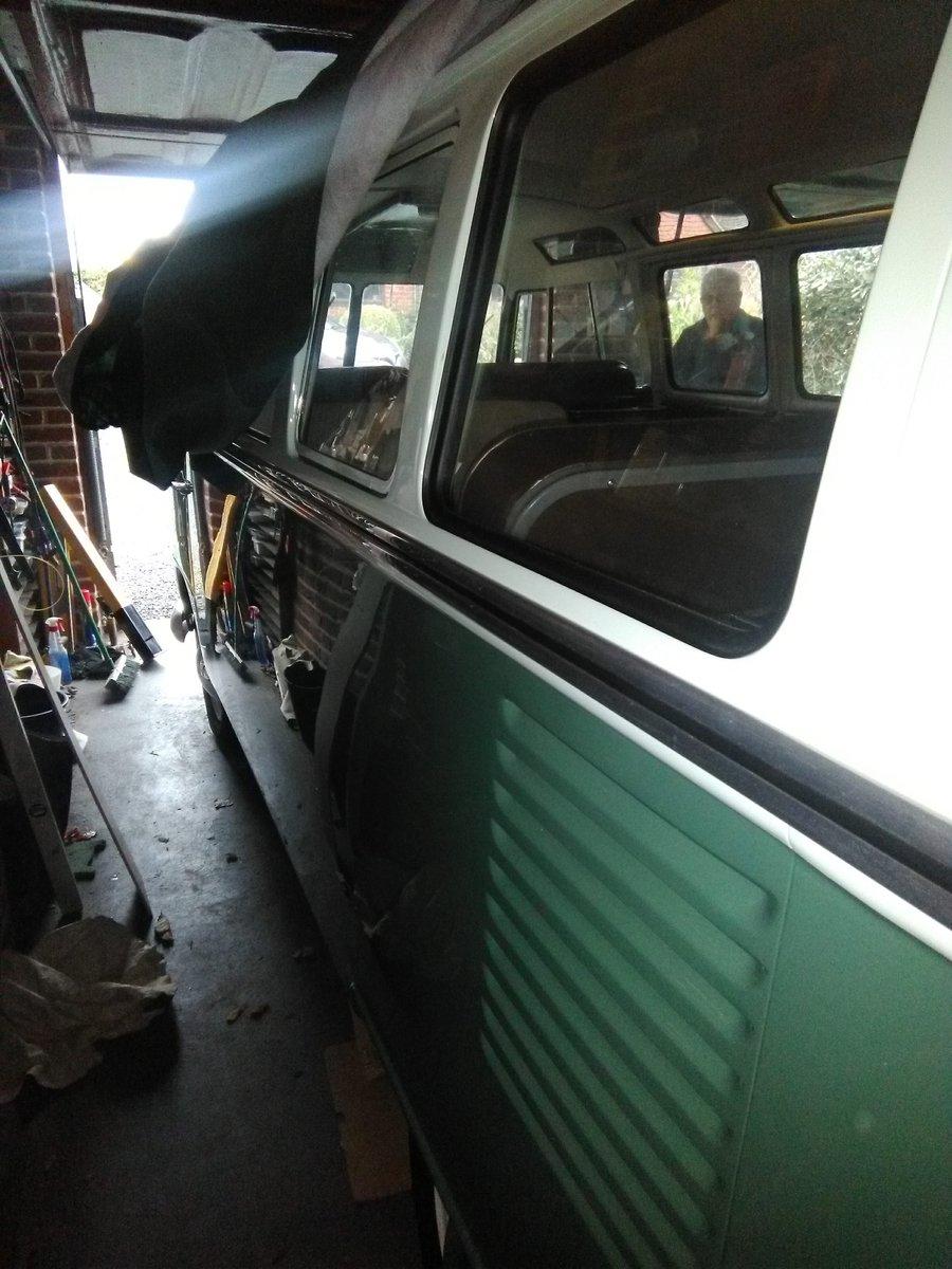 1966 VW  Split screen 21 window Samba Campervan For Sale (picture 6 of 6)