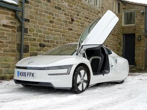 2015 Volkswagen XL1 For Sale by Auction
