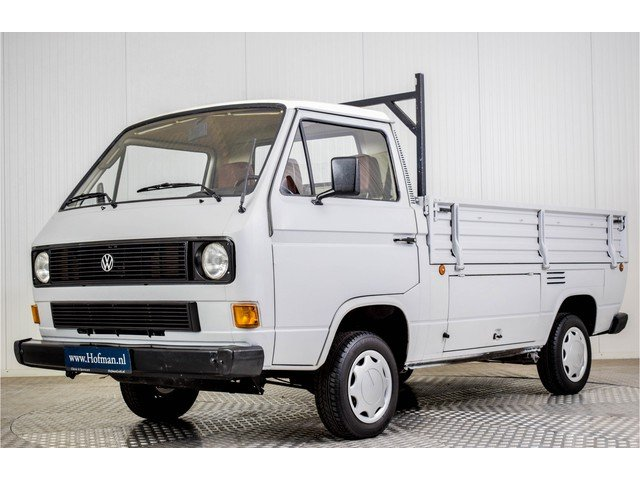 1985 Volkswagen Transport T3 Pick-up 1.6D For Sale (picture 1 of 6)