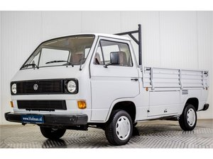 1985 Volkswagen Transport T3 Pick-up 1.6D For Sale