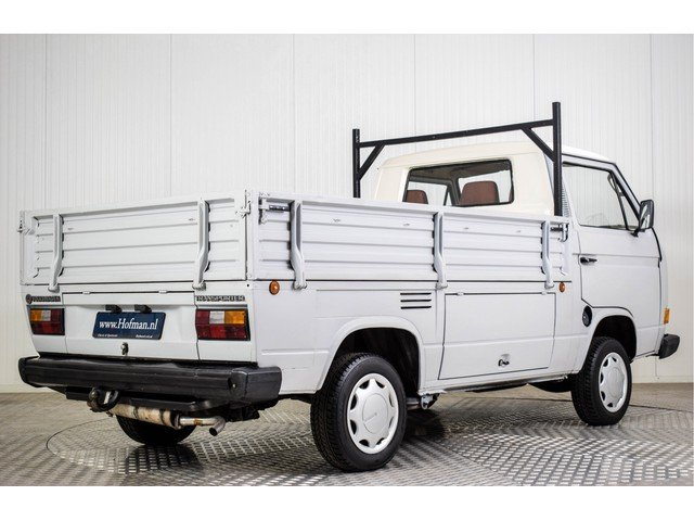 1985 Volkswagen Transport T3 Pick-up 1.6D For Sale (picture 2 of 6)