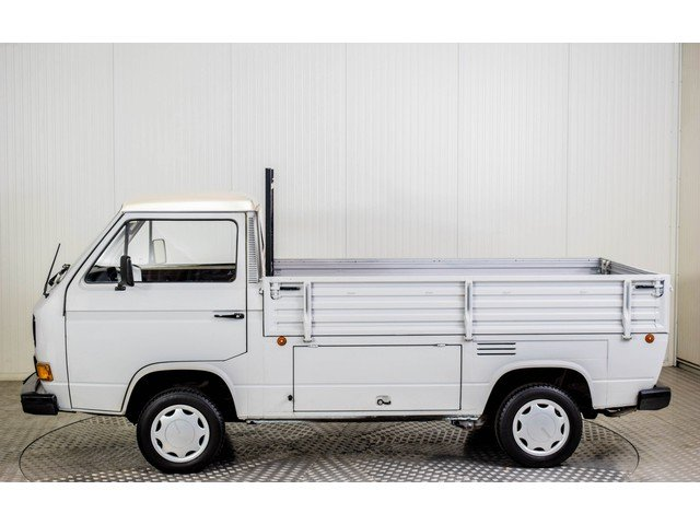 1985 Volkswagen Transport T3 Pick-up 1.6D For Sale (picture 4 of 6)