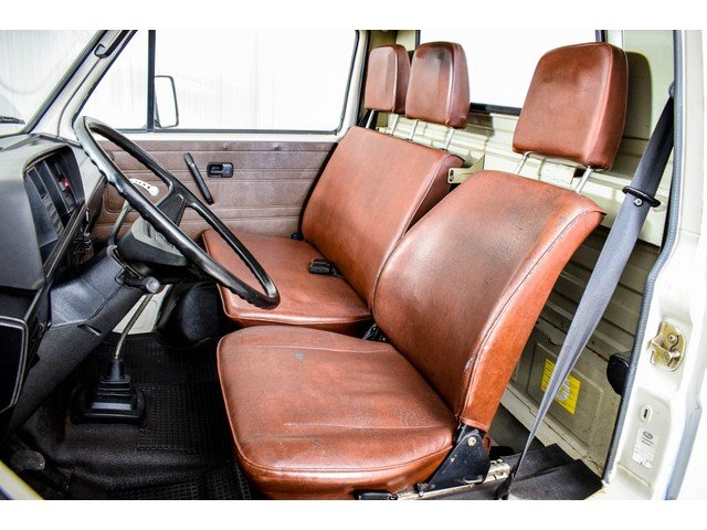 1985 Volkswagen Transport T3 Pick-up 1.6D For Sale (picture 5 of 6)