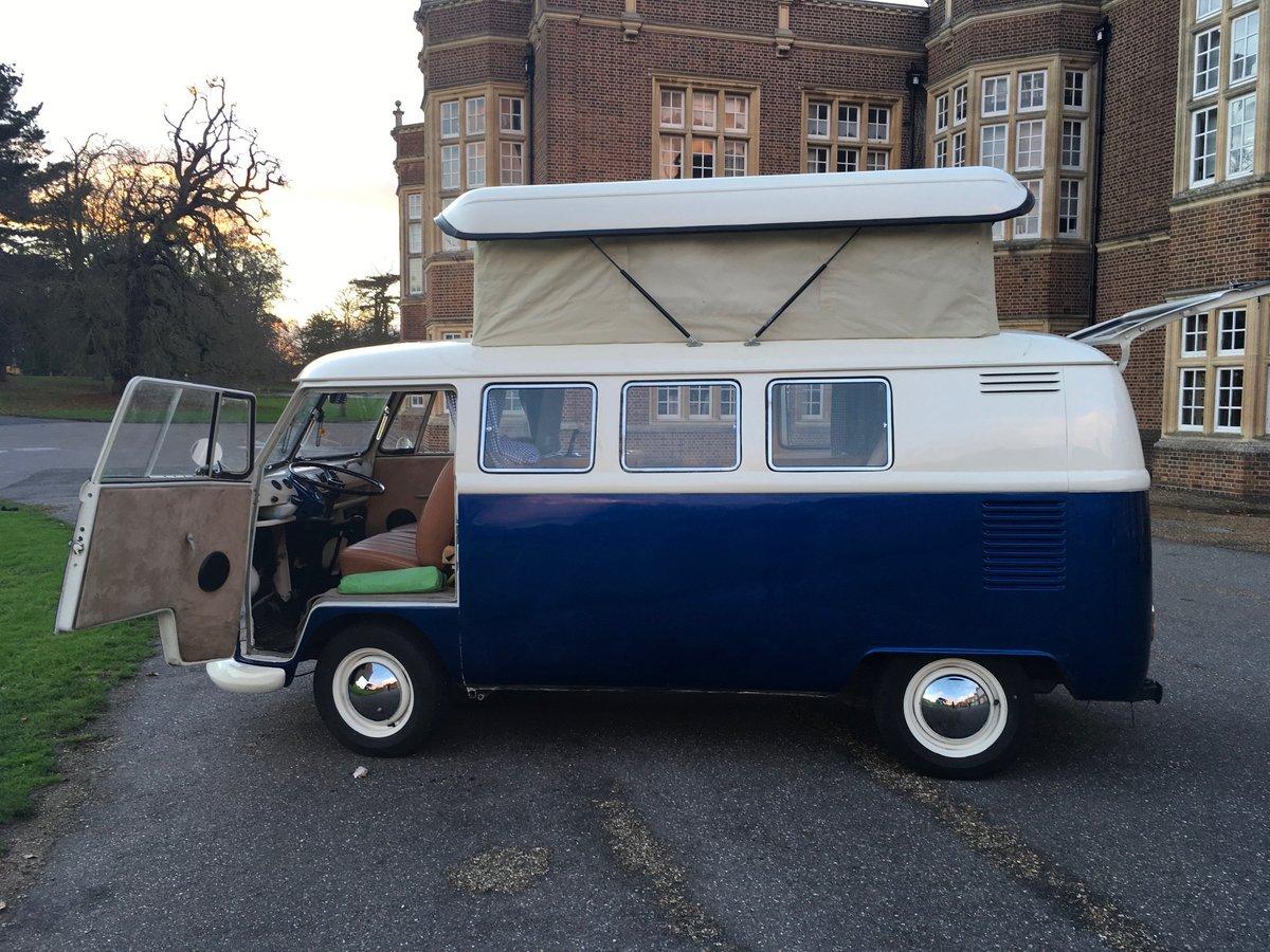 1964 Splitscreen Camper  For Sale (picture 2 of 6)