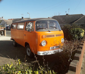 1973 VW Camper RHD Project For Sale