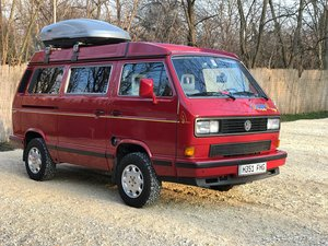 1990 MiNT VANAGON California DIESEL AUTO