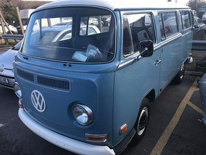 1970 Type 2a Camper Deluxe For Sale