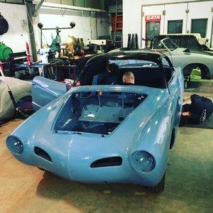 1968 Karmann Ghia - New Restoration For Sale