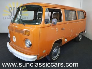 Volkswagen T2B 1977, very solid. For Sale