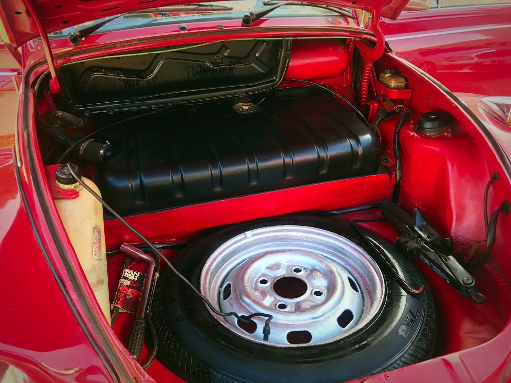 1974 VW BEETLE 1303S KARMANN CABRIOLET - SUPERB - PX SOLD (picture 6 of 6)