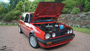 1990 VOLKSWAGEN GOLF GTi 16 VALVE 5 DR For Sale