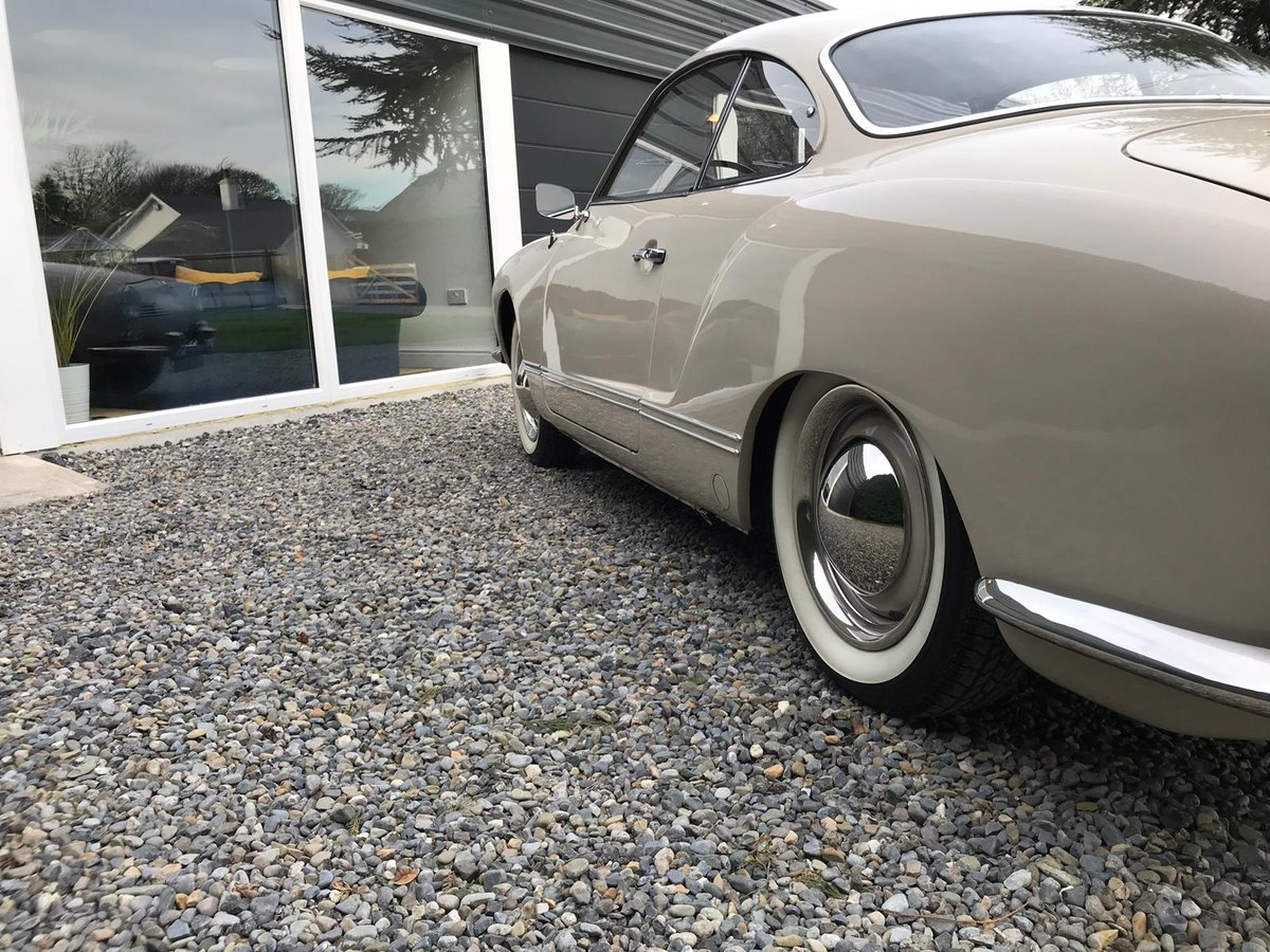 Beautifully Restored 1968 Volkswagen Karmann Ghia For Sale (picture 6 of 6)