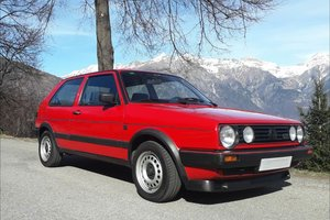 1989 1 hand ,first paint tornado golf gti .full history For Sale