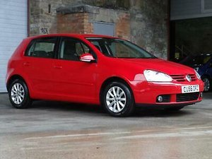2007 Volkswagen Golf 1.9 TDI Match 5DR SOLD
