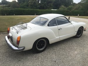 1972 Low Milleage Karmann Ghia For Sale