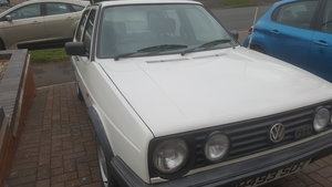 1991 MK2 Golf 1.6 GTD