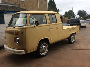 VW T2 1978 RHD import For Sale