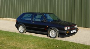 1990 Volkswagen Golf GTi Mark II with only 41870 miles