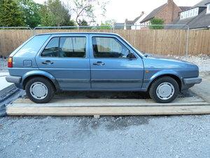 1988 CLASSIC  VW MK 2 Golf GL For Sale