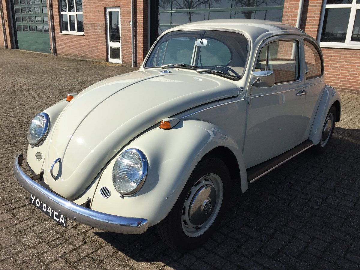 1967 Volkswagen Beetle 1200 'Sparkäfer' LHD For Sale (picture 1 of 6)