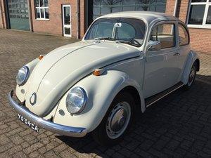 1967 Volkswagen Beetle 1200 'Sparkäfer' LHD