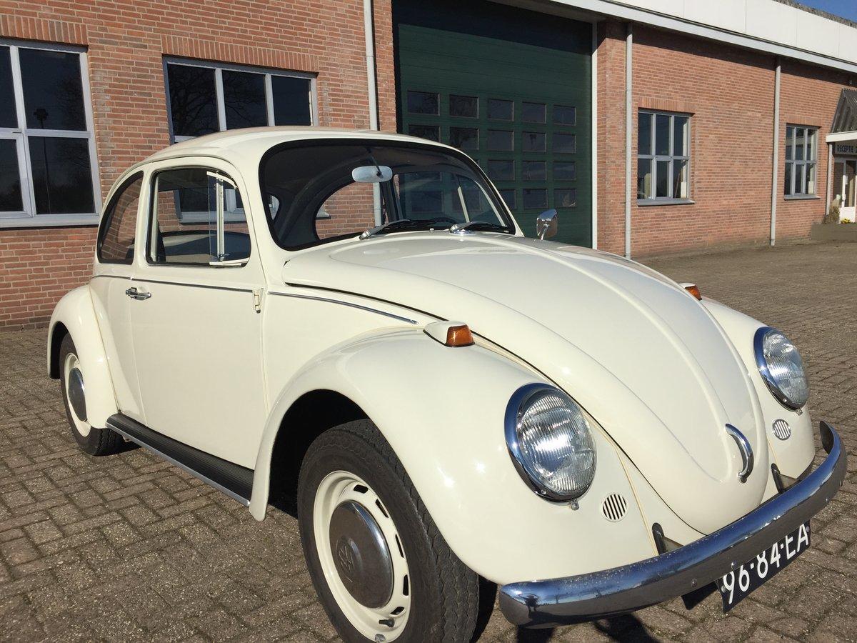 1967 Volkswagen Beetle 1200 'Sparkäfer' LHD For Sale (picture 2 of 6)