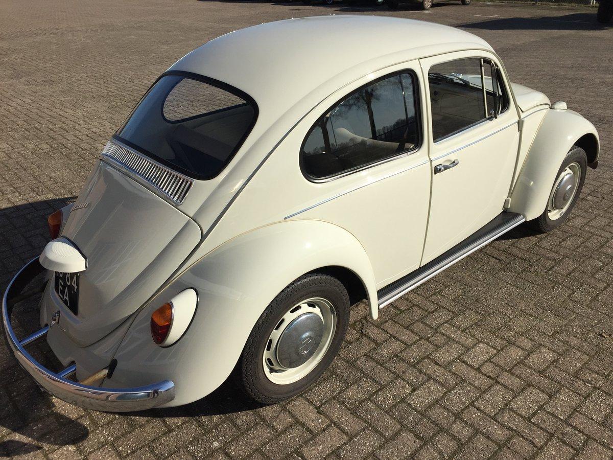 1967 Volkswagen Beetle 1200 'Sparkäfer' LHD For Sale (picture 3 of 6)