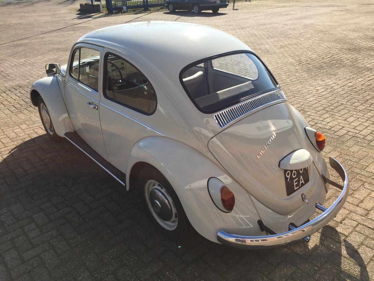1967 Volkswagen Beetle 1200 'Sparkäfer' LHD For Sale (picture 4 of 6)