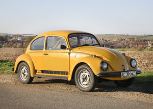 "1973 VOLKSWAGEN ""JEANS"" BEETLE (S761) For Sale by Auction"