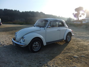 1979 Volkswagen Beetle Karmann Convertible  For Sale by Auction