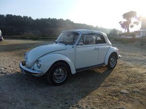 1979 Volkswagen Beetle Karmann Convertible