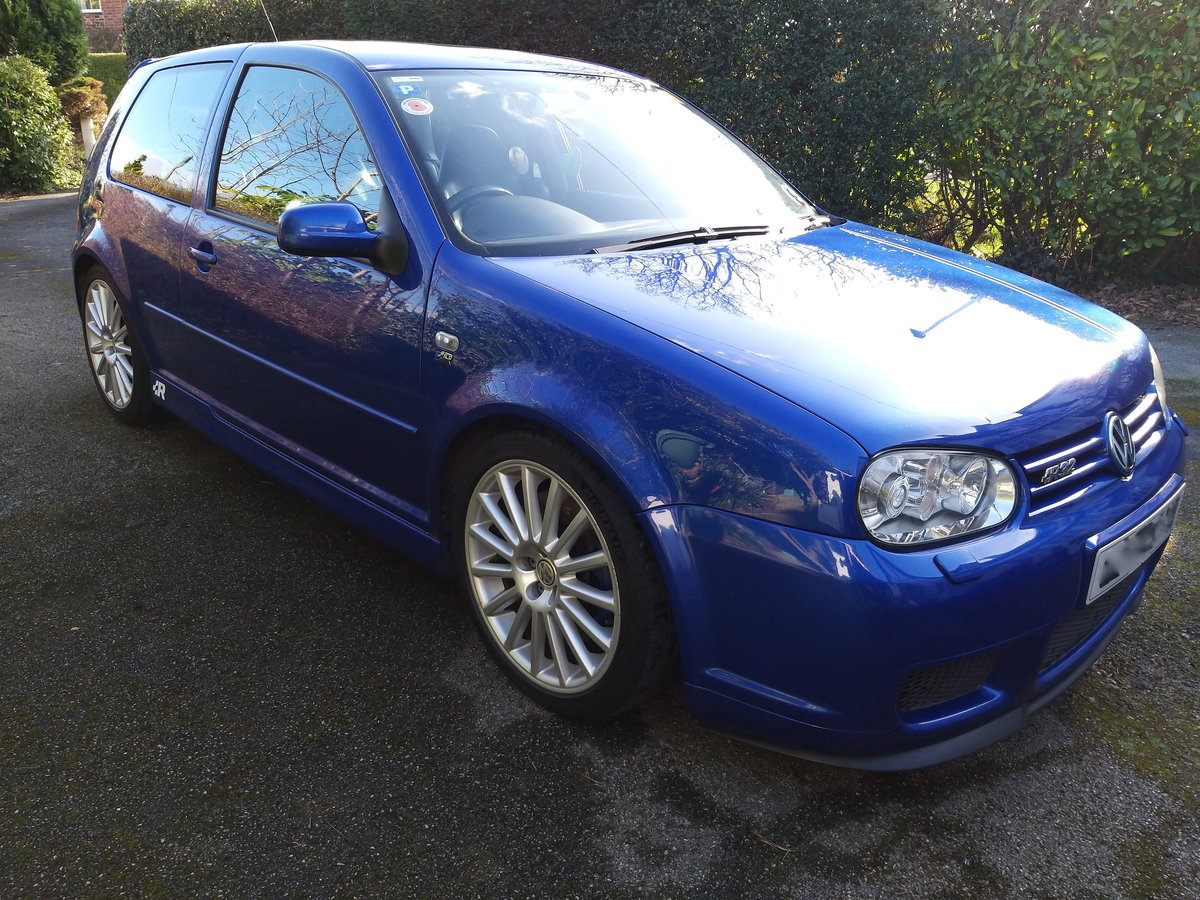 2003 VW Golf R32 Mark 4 (over £5000 of Modifications) SOLD (picture 1 of 6)