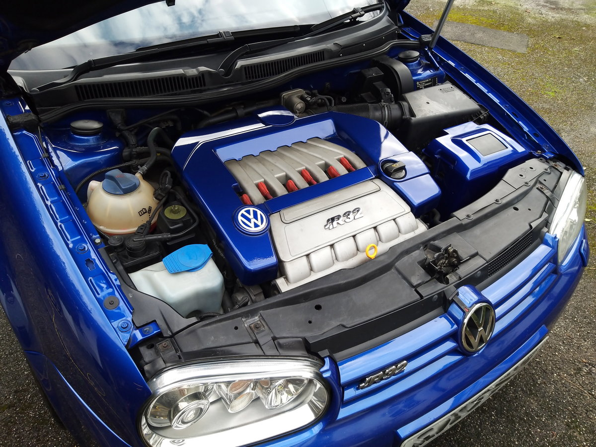 2003 VW Golf R32 Mark 4 (over £5000 of Modifications) SOLD (picture 2 of 6)