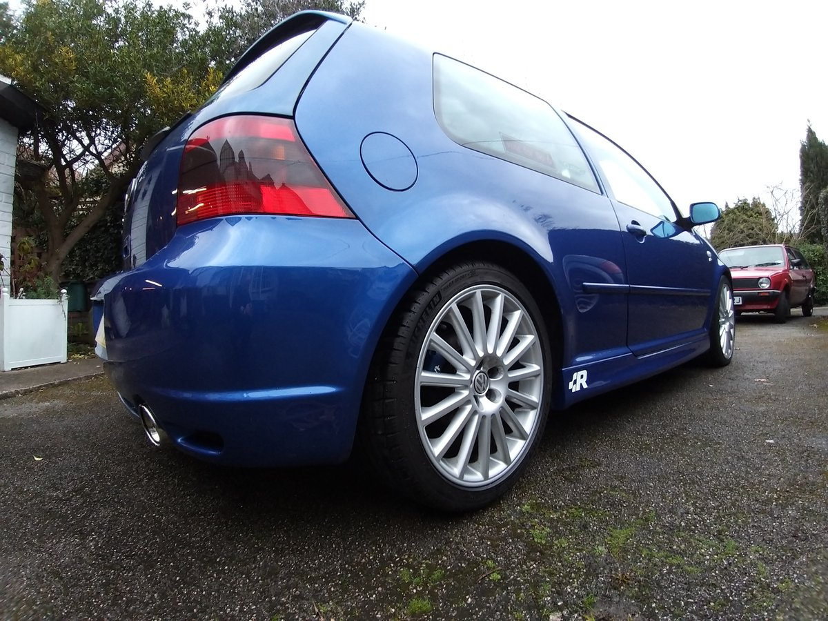 2003 VW Golf R32 Mark 4 (over £5000 of Modifications) SOLD (picture 5 of 6)