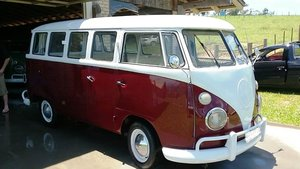 1969 VW Camper from Brazil