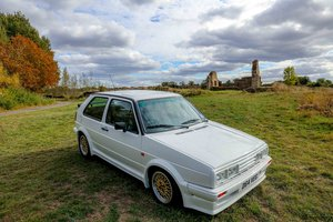 1987 VW Golf GTi MK2 Votex For Sale by Auction