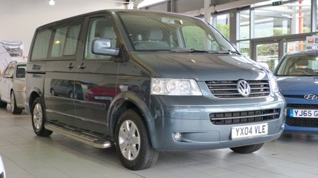 2004 Stunning Low mileage VW Caravelle 7 seater 2.5TDI For Sale