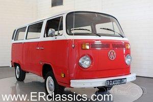 Volkswagen T2 B 1973 Bus Walkthrough For Sale