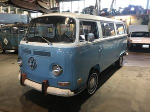 1971 Volkswagen T2A, VW Deluxe, Volkswagen T2A deluxe SOLD