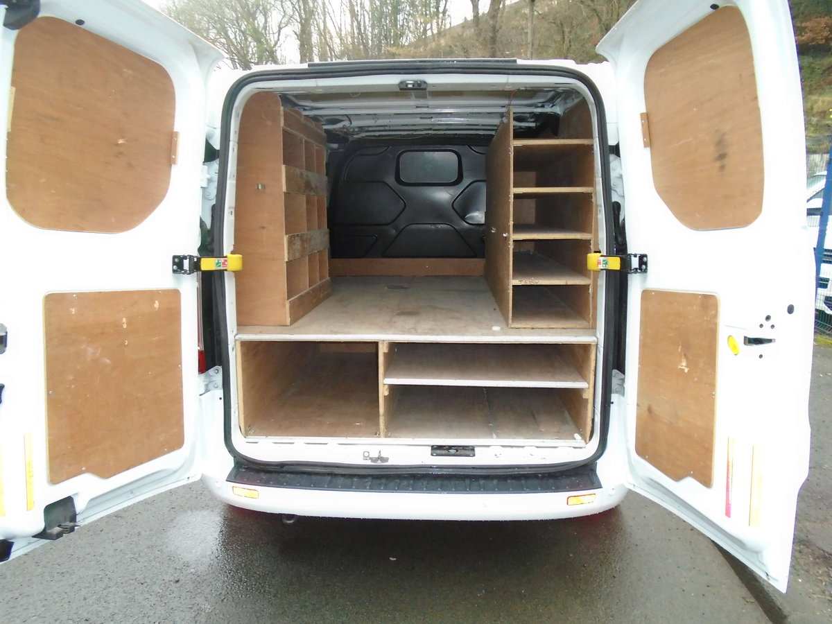 63 2014 FORD TRANSIT CUSTOM L1 H1 For Sale (picture 2 of 6)