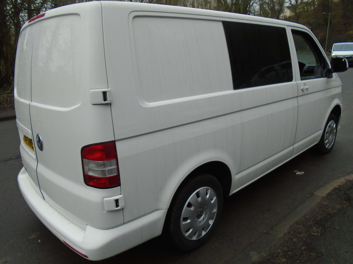 2014 TRANSPORTER 2.0 TDI (102) KOMBI 6 SEATS For Sale (picture 4 of 6)