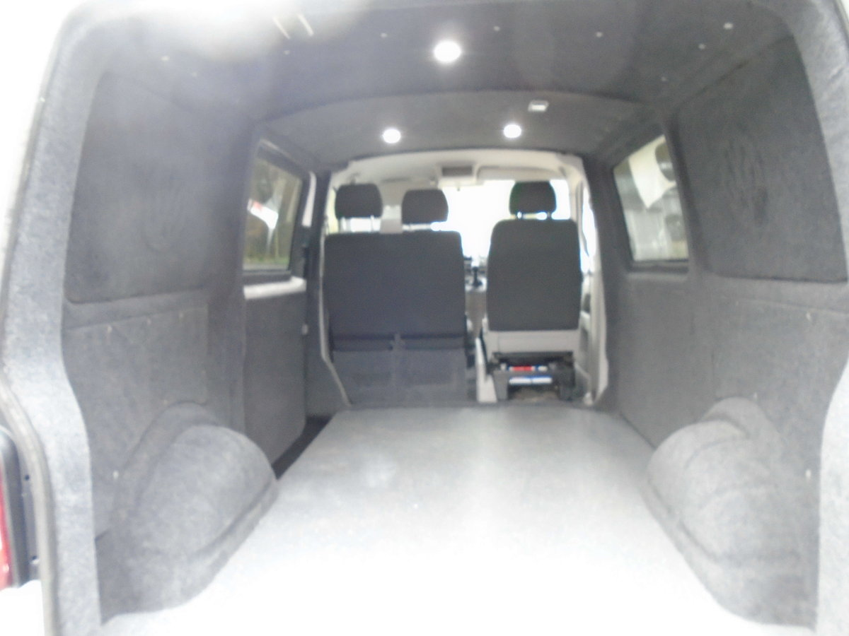 2014 TRANSPORTER 2.0 TDI (102) KOMBI 6 SEATS For Sale (picture 5 of 6)