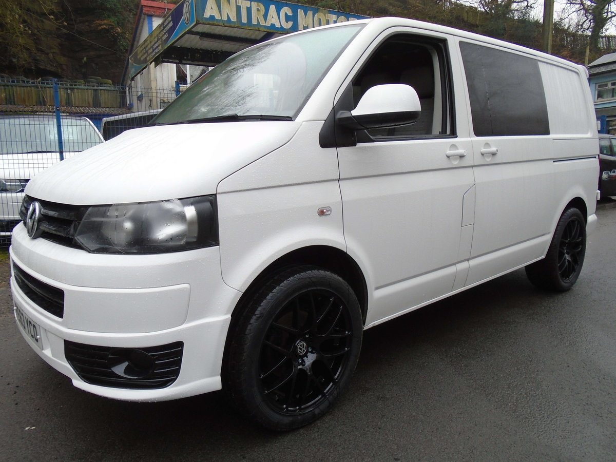63 2013 VW TRANSPORTER 2.0 TDI 113 For Sale (picture 1 of 6)