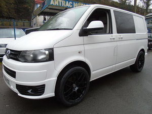 63 2013 VW TRANSPORTER 2.0 TDI 113