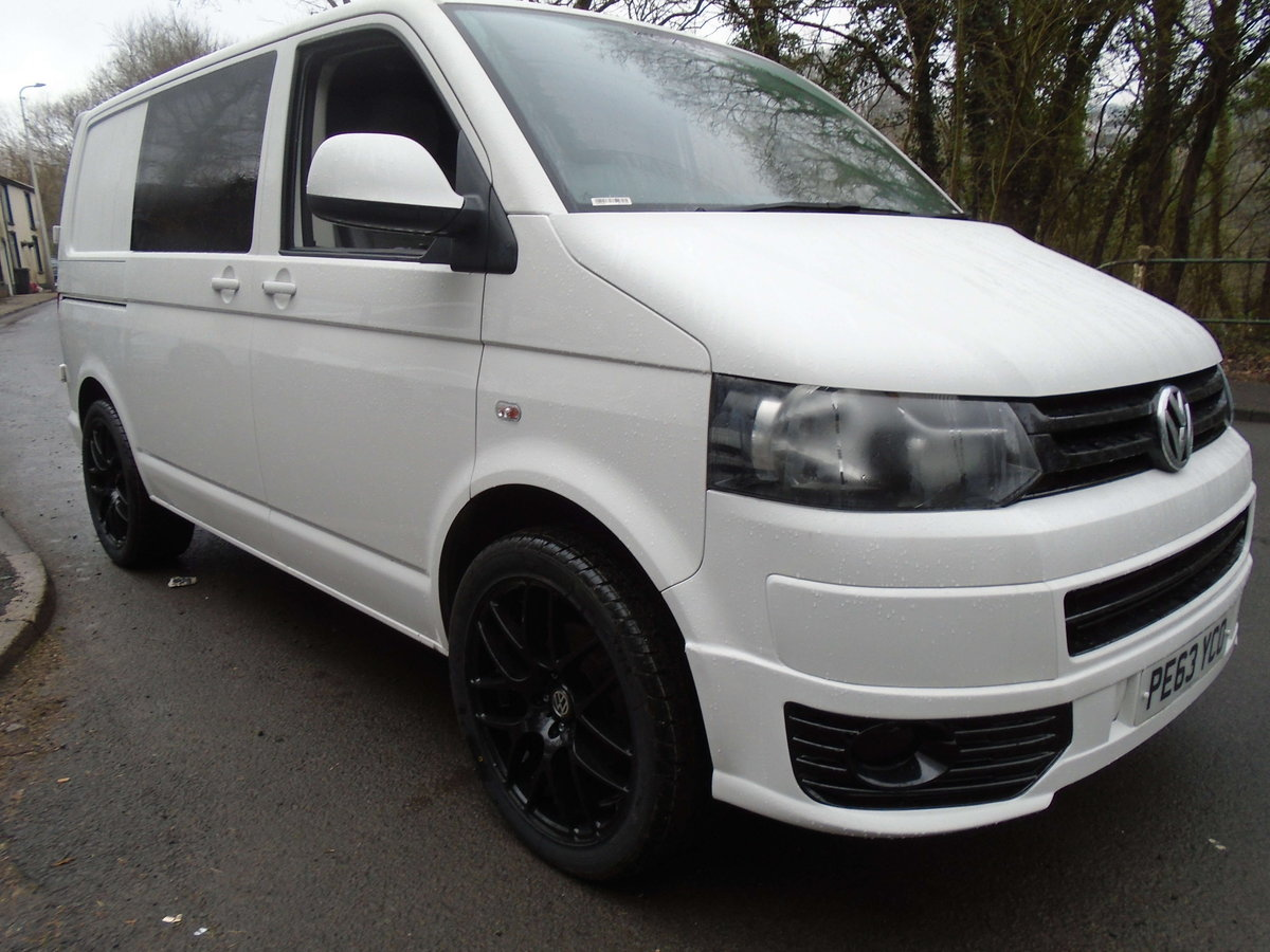 63 2013 VW TRANSPORTER 2.0 TDI 113 For Sale (picture 5 of 6)