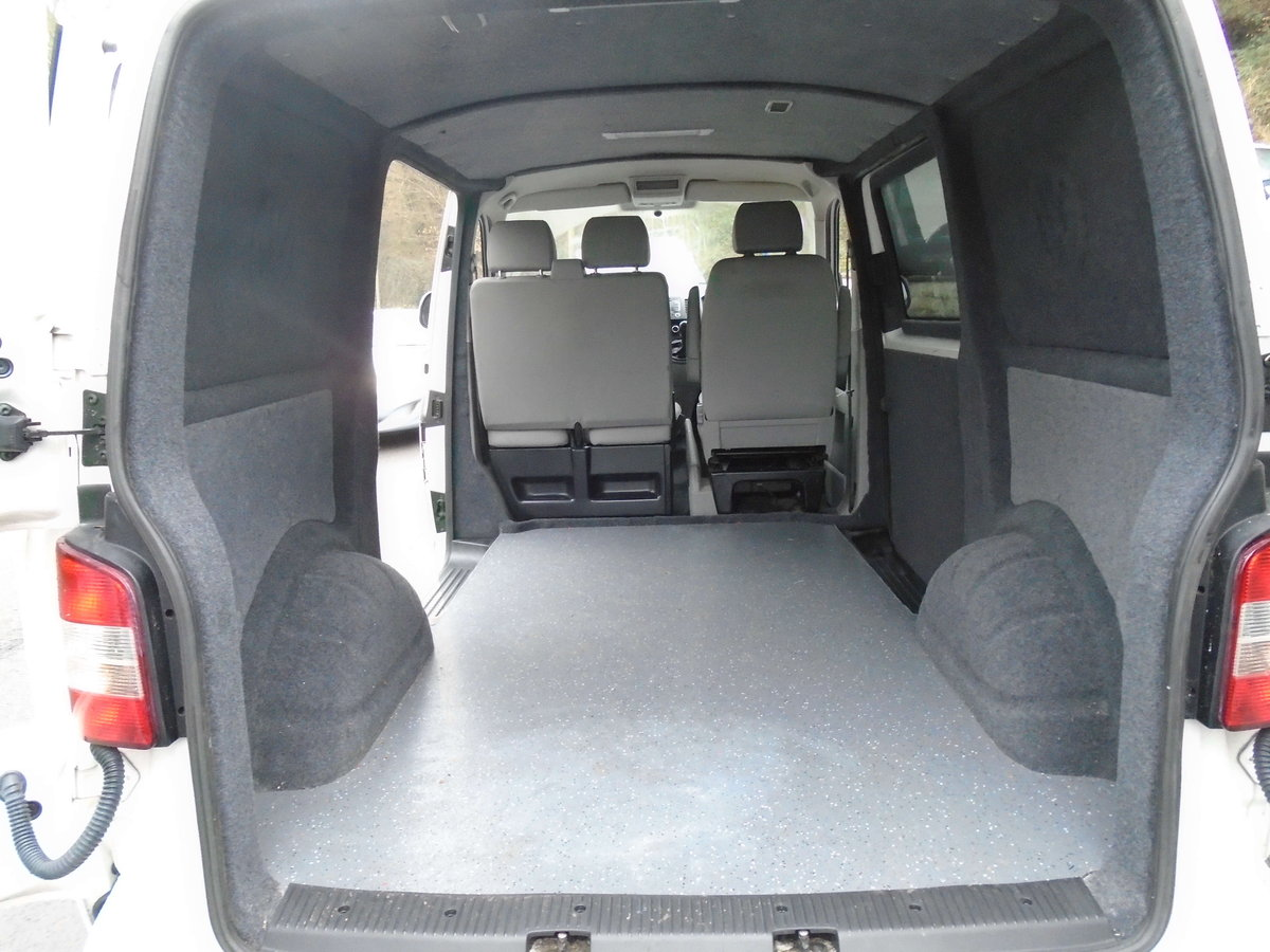 63 2013 VW TRANSPORTER 2.0 TDI 113 For Sale (picture 6 of 6)