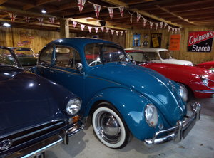 1969 VW BEETLE  CAL-LOOK WITH OVAL REAR WINDOW  For Sale