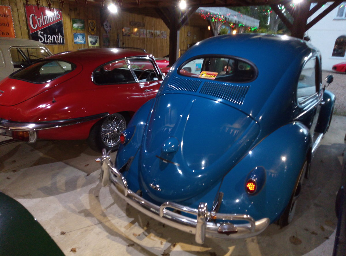 1969 VW BEETLE  CAL-LOOK WITH OVAL REAR WINDOW  For Sale (picture 5 of 6)