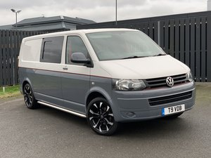 2013 VW TRANSPORTER CAMPER VAN TDi 102 LWB For Sale