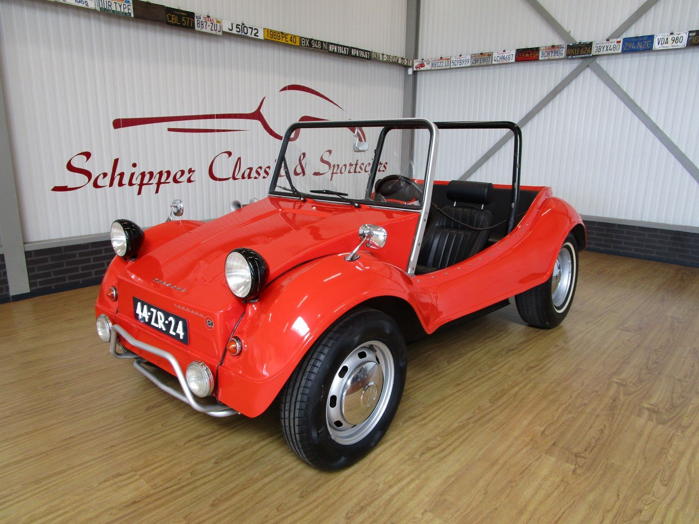 1972 Volkswagen Karmann GF Buggy former Royal House For Sale (picture 1 of 6)